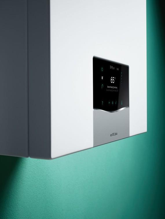 Eco TEC plus VUI - Centrala termica cu tehnica condensarii