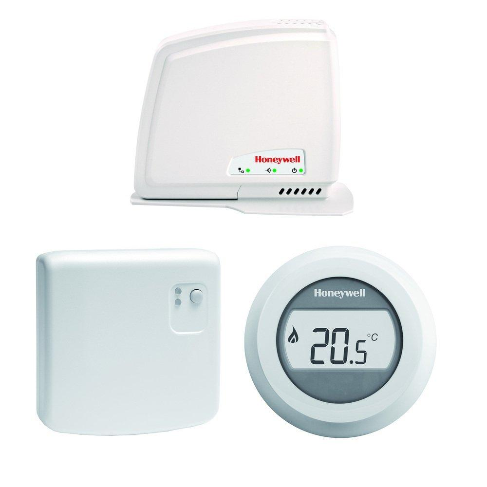 Honeywell ROUND Connected - termostat de ambient WiFi