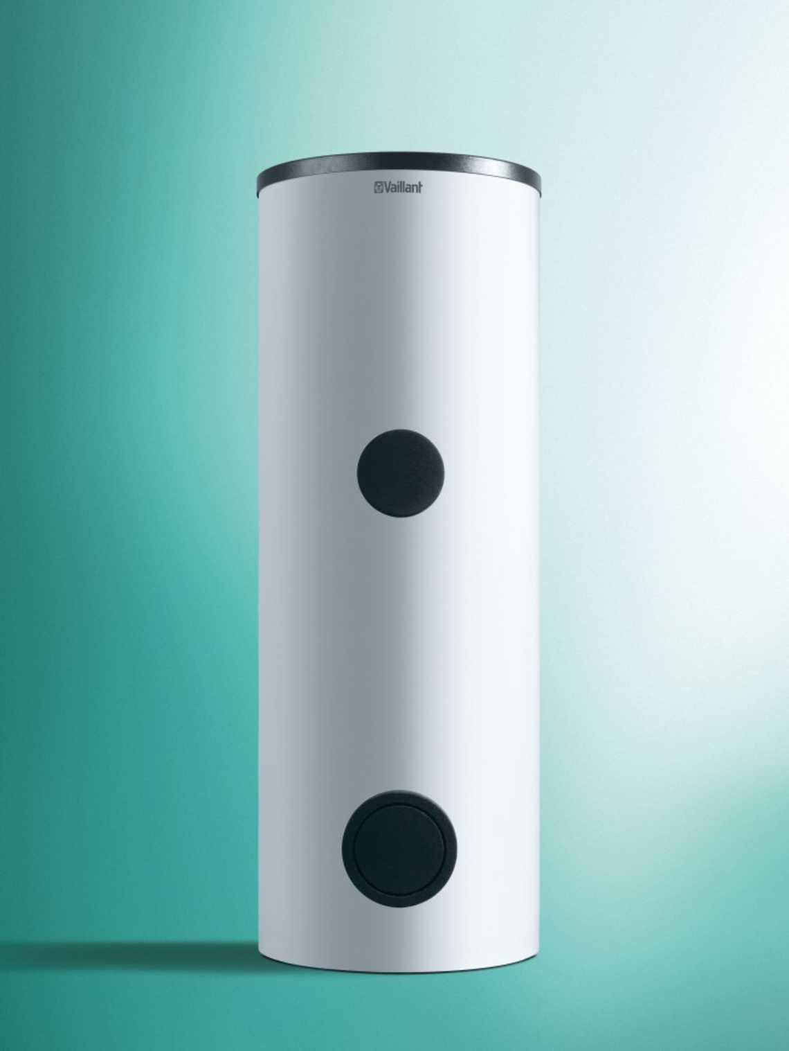 VIH & uniSTOR - Boiler conventional pentru apa calda menajera
