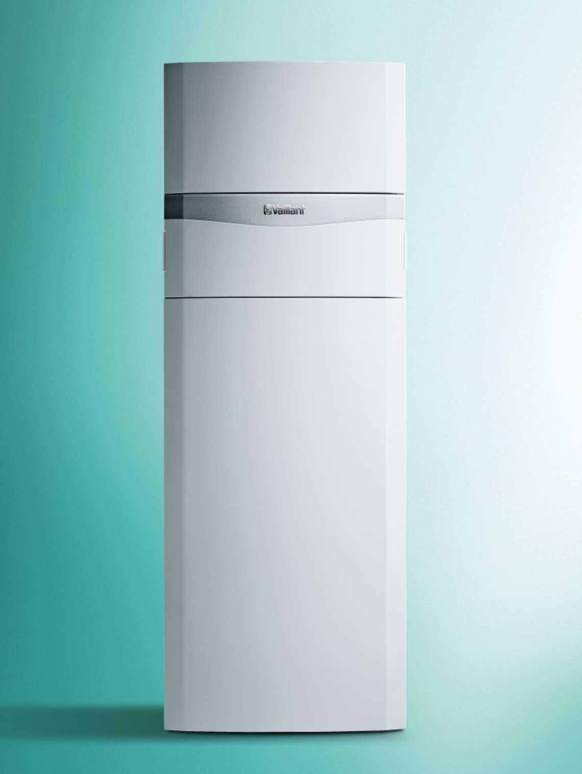 ecoCOMPACT - Centrala termica pe gaz cu boiler incorporat